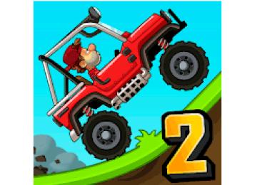 Игра на Андроид Hill Climb Racing 2