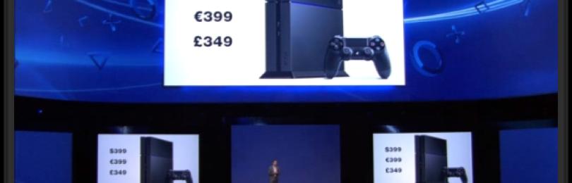 PlayStation 4 дешевле и мощнее Xbox One