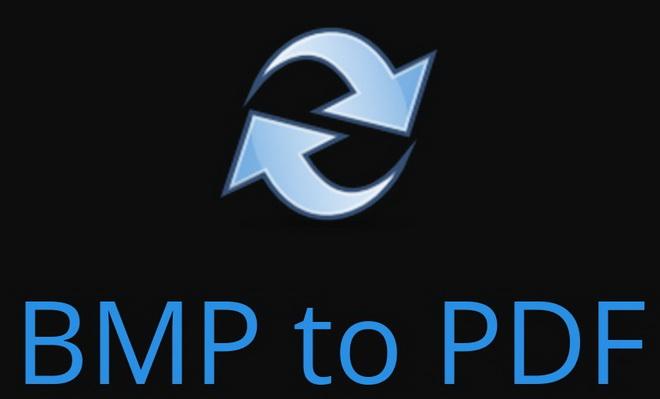 Как конвертировать bmp в pdf