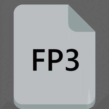 Какими программами можно открыть формат fp3