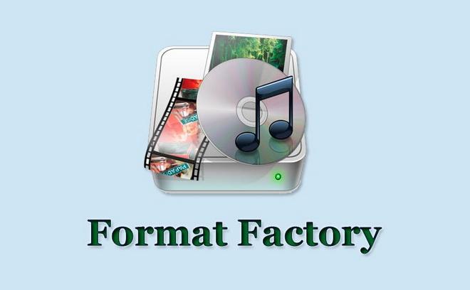 Медиа конвертер Format Factory