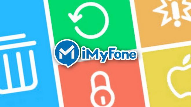 Скачать iMyFone D-Back
