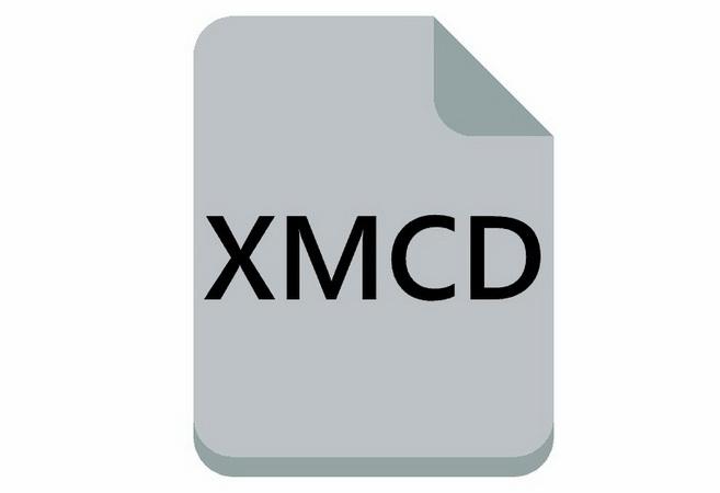 файл в формате xmcd